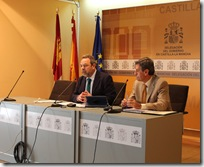 Labrador presenta el servicio de cita previa en Centros de Atención e Información de la Seguridad Social en Castilla-La Mancha