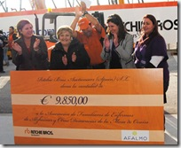Ritchie Bros. celebra una subasta benéfica para Afalmo en Ocaña